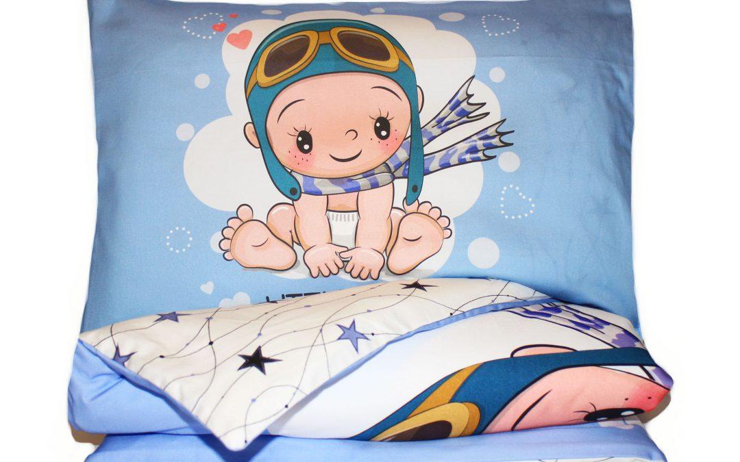 Новинки детского постельного белья