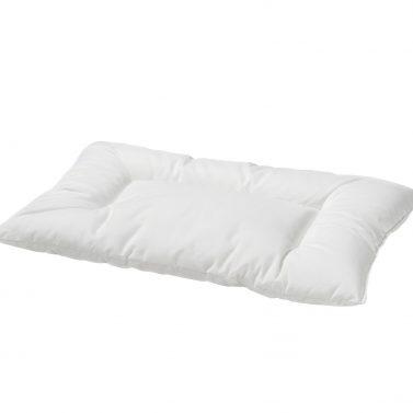 подушка 40х60 белого цвета