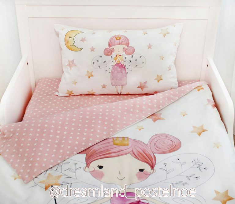 постельное белье фея