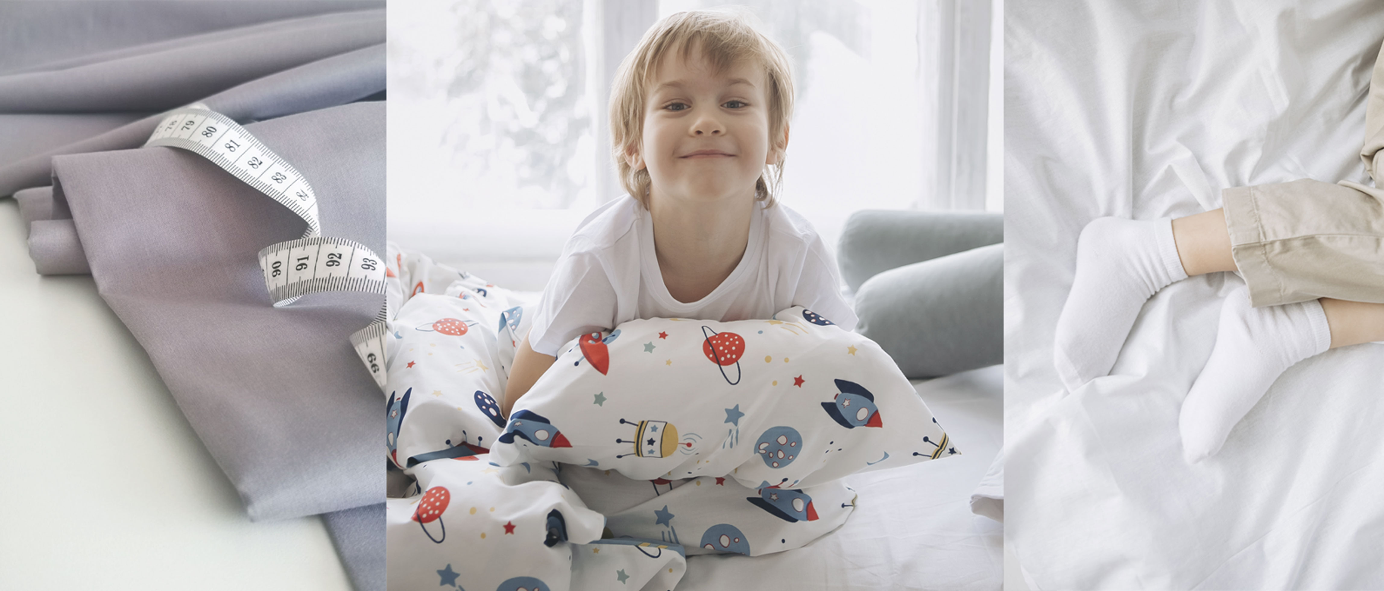 детское постельное белье на заказ