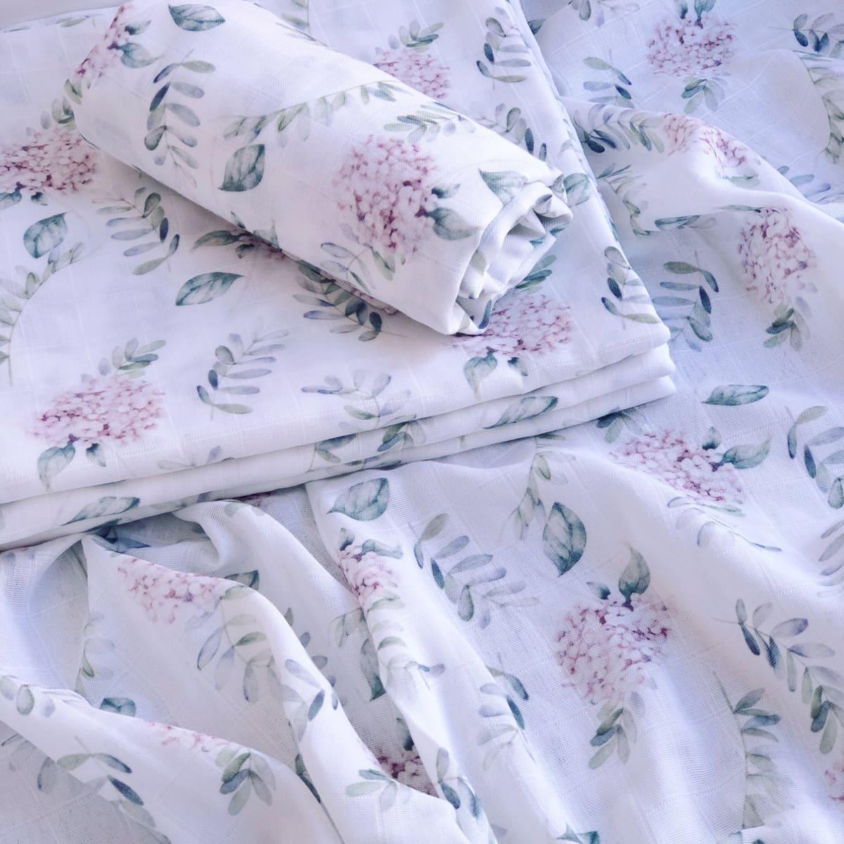 муслиновое постельное белье