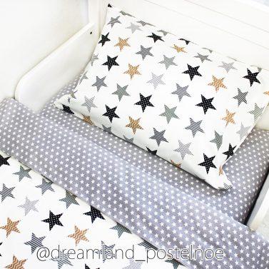 постельное белье звезды